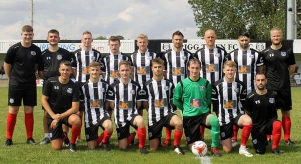 Brigg Town FC CIC First Team 2019_20